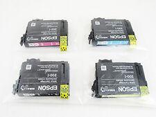 GENUINE EPSON 200 INK CARTRIDGE SET T200  XP 310, XP 410, XP 424, 200 ,300,400
