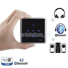 2in 1 Touch Wireless Bluetooth Audio Transmitter+Mini Receiver for MP3 MP4 PC TV