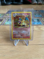 Charizard Holo Pokemon Unlimited Base + 12 Card Lot 1st Edition Cards RARE 1999