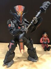 Mcfarlane Halo 3 Reach Video Game Action Figure Brute Chieftain Gravity Hammer