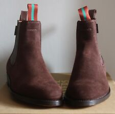 f45c525fb6d6 Penelope Chilvers Womens Chelsea BOOTS Brown