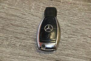 Mercedes Benz Original Chrome Key