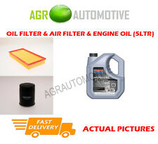 PETROL OIL AIR FILTER + SS 10W40 FOR MITSUBISHI SPACE STAR 1.3 83 BHP 1998-04