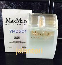 Rare! Max Mara GOLD TOUCH Eau de Parfum Spray 90ml New In Box