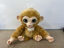 FurReal Friends Zandi Monkey Interactive Hasbro 2012 Talking Chimp