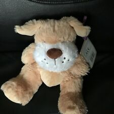 TESCO CUDDLE AND LOVE OLLY ThE DOG SOFT TOY NEW