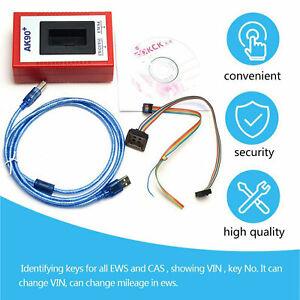 OBD2 AK90 + Auto Keys Programmer For All BMW Version V3.19 EWS CAS