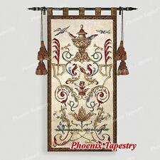 "Beautiful Flying Birds Fine Art Tapestry Wall Hanging, Cotton 100%, 49""x26"", UK"