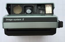 Camara Polaroid Image System E 1988 UK Vintage   Estado Perfecto
