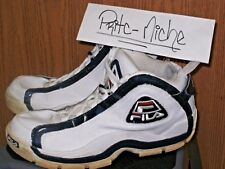Retro Fila 96 Grant Hill 2 White/ Navy sz13 1996 More sneaker listings available