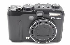 Canon PowerShot G9 12.1MP 3''SCREEN 6x Digital Camera