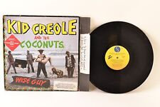 """Kid Creole And The Coconuts – Wise Guy – 12"""" Vinyl LP– SRK 3681"""