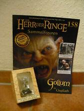 Herr der Ringe-Figur: Gollum in Osgiliath (Nr. 158) +OVP + Heft