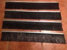 "BRUSHES  For 42"" Pull Tow Behind Lawn & Leaf Sweeper (4 OFF)"