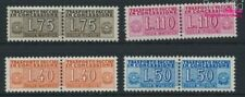 Italie Pz5-Pz8 neuf 1955 Etat Emblem (9045793