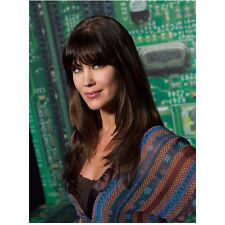 Chuck (TV Series) Sarah Lancaster as Ellie Bartowski Smile 8 x 10 inch photo
