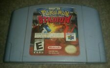 pokemon stadium Nintendo 64 n64 video game cartridge CLASSIC catch em all RARE!