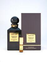 Tobacco Vanille - TOM FORD -  Eau de Parfum - 5ml - sample size - 100% GENUINE