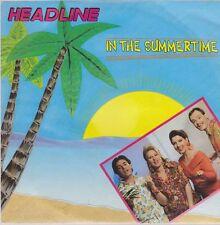 "7"" Headline in the Summertime/YESTERDAY (Beatles) 80`s Bellaphon"