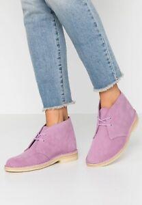 Women's Clarks Desert Boots