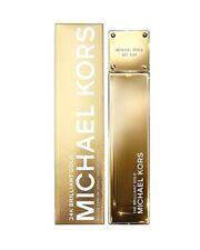 MICHAEL KORS 24K BRILLANT GOLD EAU DE PARFUM 100ML NEUF ET AUTHENTIQUE
