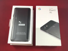 BRAND NEW Google Pixel 2 XL 128GB Just Black Verizon Unlocked Smartphone