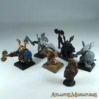 Dwarf Command HQ Character Bundle - Warhammer Age of Sigmar C1139