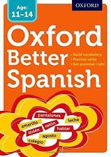 Oxford Better Spanish by Oxford Dictionaries | Paperback Book | 9780192746351 |