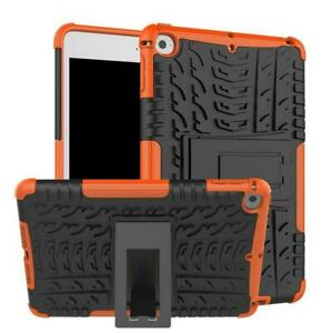 Heavy Duty Shock Proof Protective Builder Case Cover Stand for Apple iPad 9.7