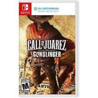 Call of Juarez Gunslinger Switch Usa