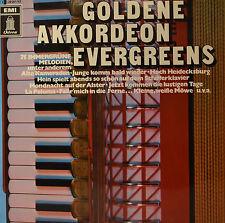 "GOLDENE FISARMONICA EVERGREENS 12"" 2 LP (O780)"
