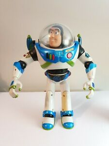 Toy Story Blue Buzz Lightyear With Rocket Backpack
