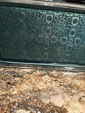 Aqua Green Vanity Tray