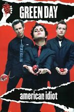 GREEN DAY POSTER Amazing Group Shot RARE NEW 24X36 - 7 - PRINT IMAGE PHOTO