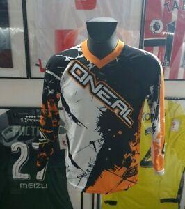 Football Jersey Trikot Maglia Motocross Cross Motorbike M MX BMX Dirt Element