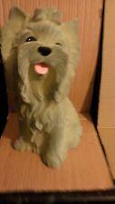 LED CANDLE LIGHT YORKSHIRE TERRIER DOG ( BNIB)