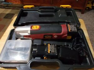 Chicago Electric 12V OSCILLATING MULTI-FUNCTION TOOL Power 67707