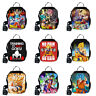 Dragon Ball Z Saiyan Son Goku Boys School Student Insulated Lunch Bag Kid's Box