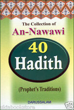 The Collection of An-nawawi 40 Hadith Pocket Size Darussalam Book