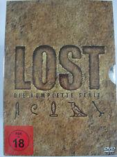 Lost - Die komplette Serie - Staffel 1, 2, 3, 4, 5, 6 -  37 Disc Insel Überleben
