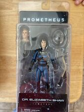 "NECA Prometheus 7"" Deluxe Series 4 The Lost Wave Shaw Action Figure"