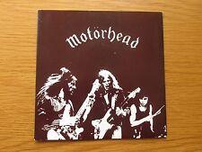 """MOTORHEAD Beer Drinkers EP 1980 UK 7"""" VINYL SINGLE IN P/S RADIO PLAY EDITION"""