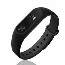 Xiaomi Mi Wrist band 2 Bracelet Smart Heart Rate Fitness Touchpad Oled Screen