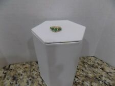 VINTAGE 10K YELLOW GOLD EMERALD 5 STONE RING SIZE 5 GRAMS 2.6 (P)