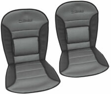 MERCEDES SPRINTER MOTORHOME LUMBER LOWER BACK SUPPORT SEAT COVERS CUSHION PAIR