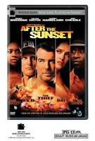 After the Sunset (Widescreen New Line Platinum Series) - DVD - GOOD