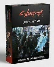 Cyberpunk Rot Starthilfe Set