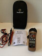 Used Southwire Digital Clamp Multimeter Ac Dc Ohmscapacitance Tester 21010n