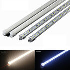 10pcs 50cm Led Rigid Bar Strip light DC 12V 36 SMD 5050 Aluminum Alloy +PC Cover