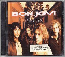 CD ALBUM BON JOVI *THESE DAYS*